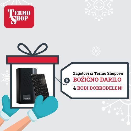 (Slovensko) Termo Shopovo božično darilo